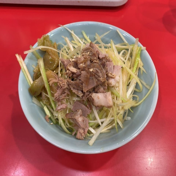西船橋駅徒歩1分ラーメン店「かいざん」ネギ丼