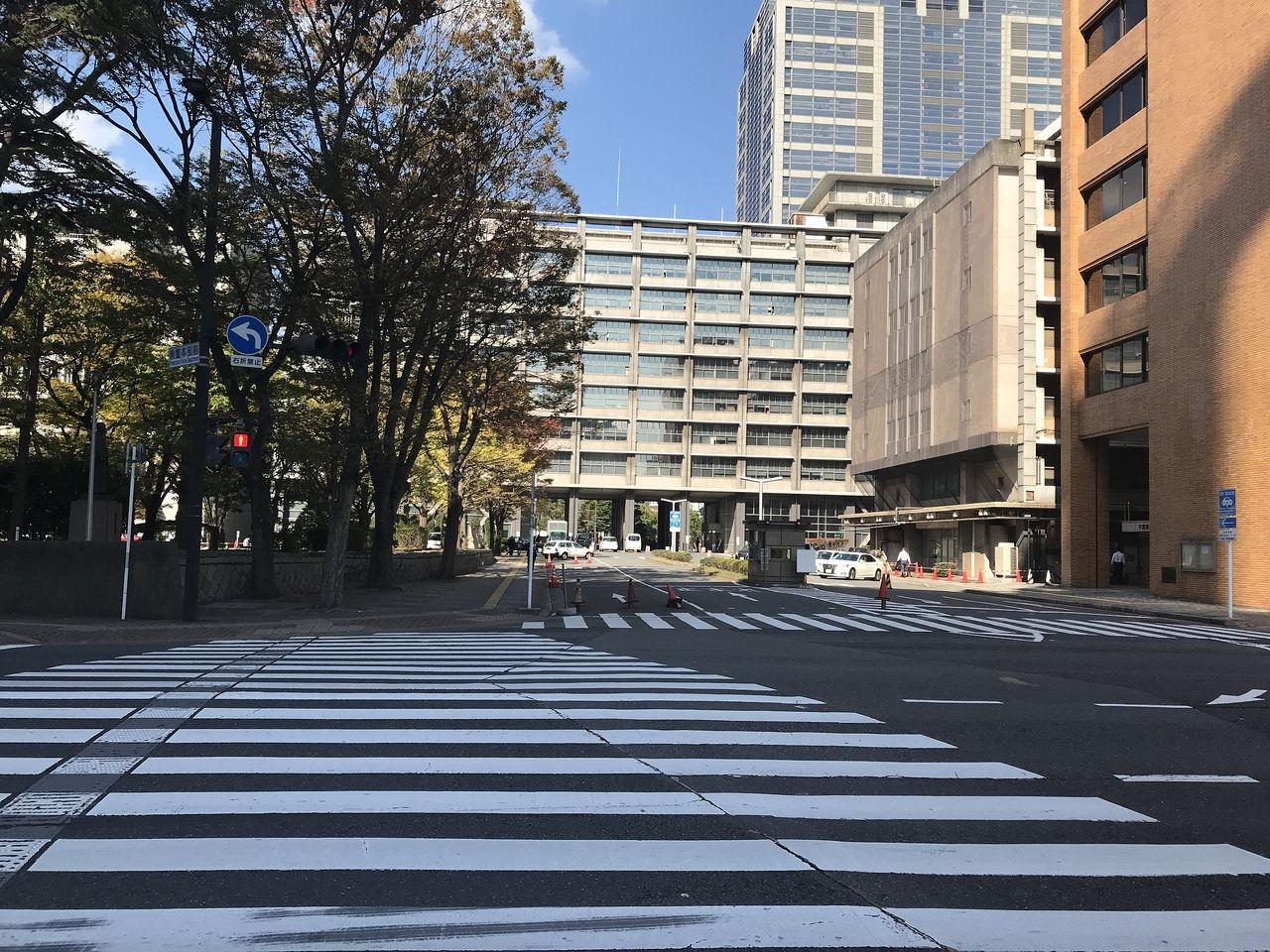 千葉県庁 本庁舎