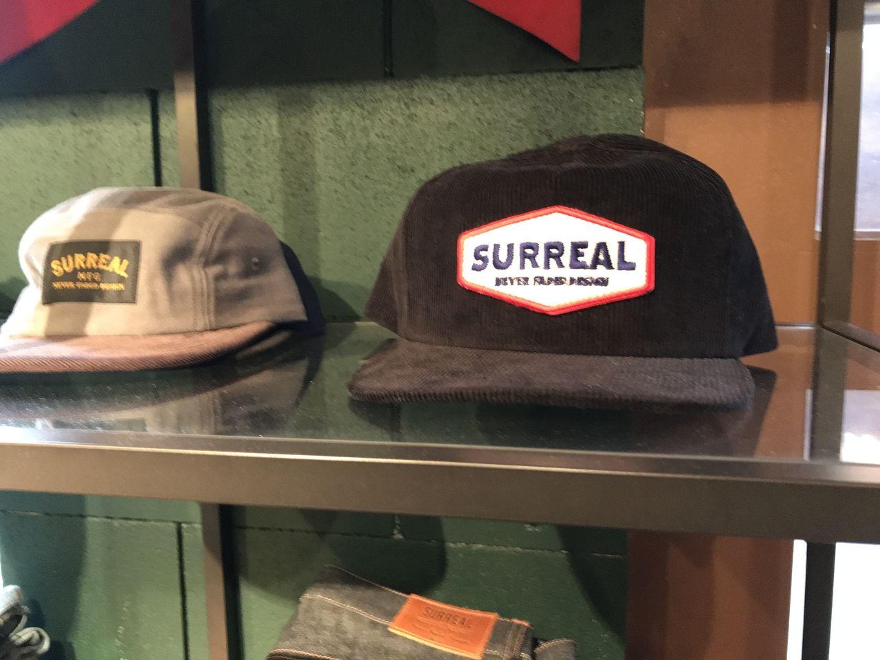 行徳のMindのオリジナルブランドの帽子