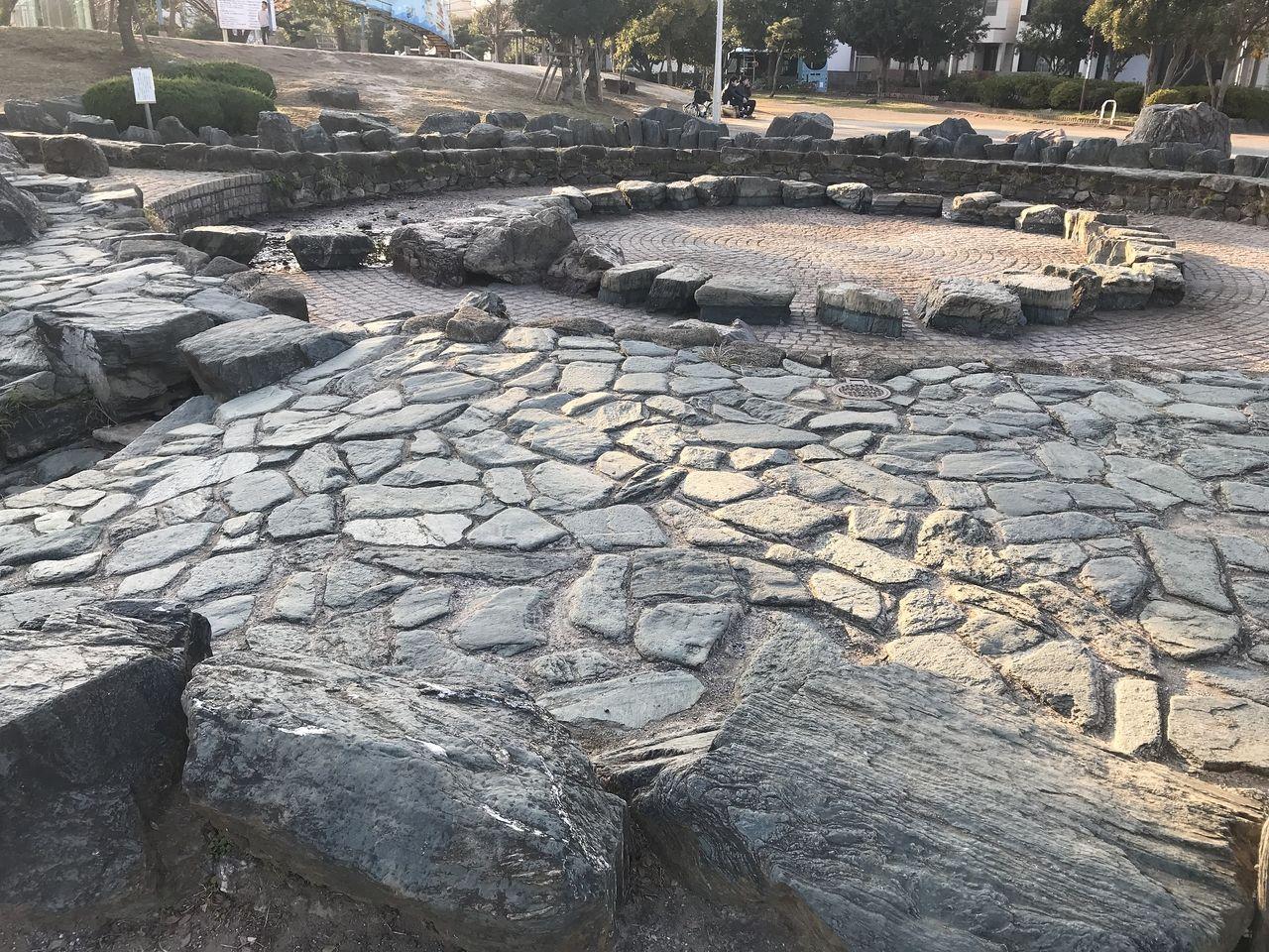 南行徳公園の人工池
