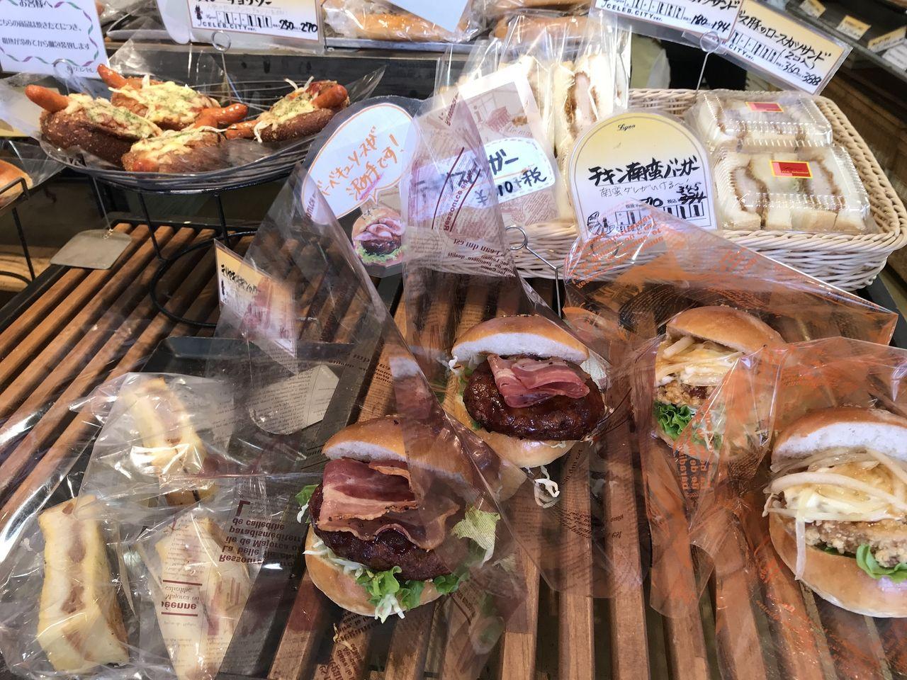 南行徳のリヨンセレブの総菜パン