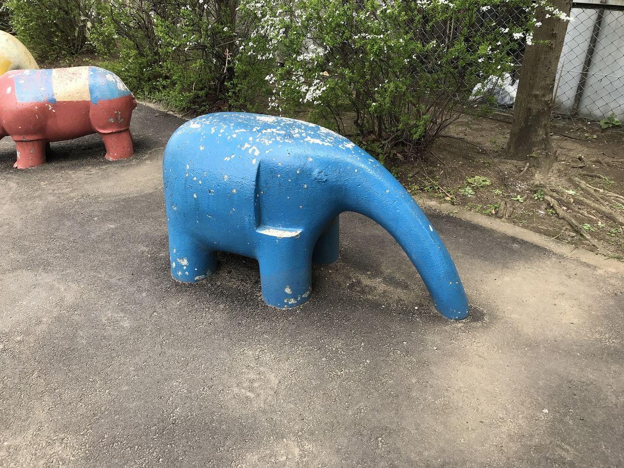南行徳の新中宿第3児童公園のぞう