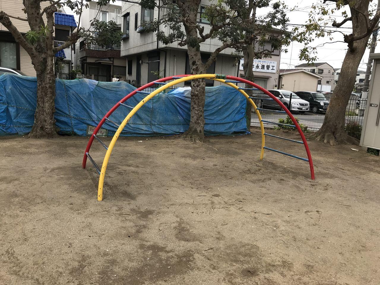 南行徳の新浜公園のたいこばし