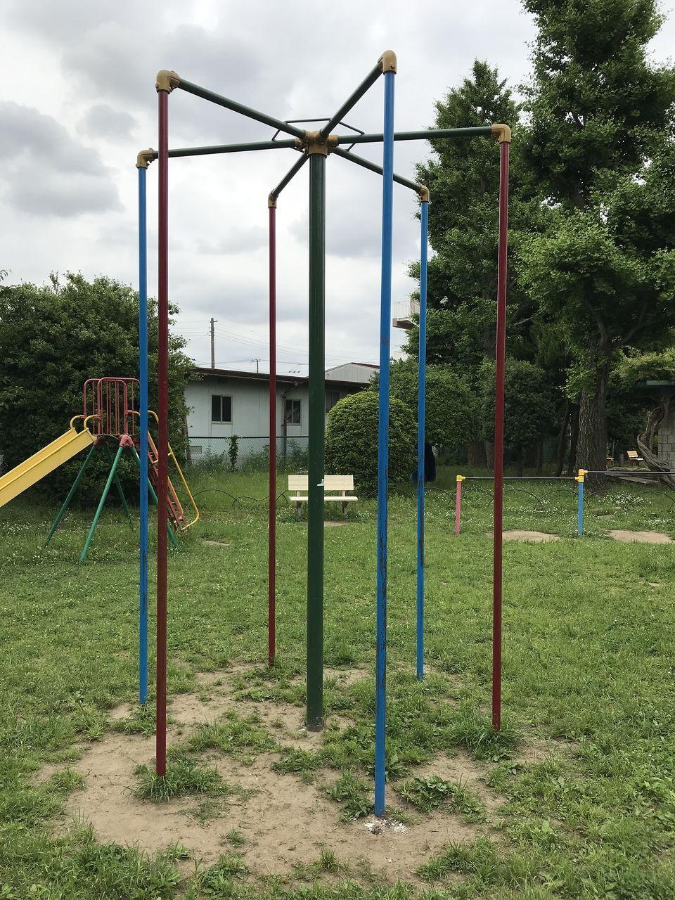 行徳の行徳児童公園ののぼりぼう