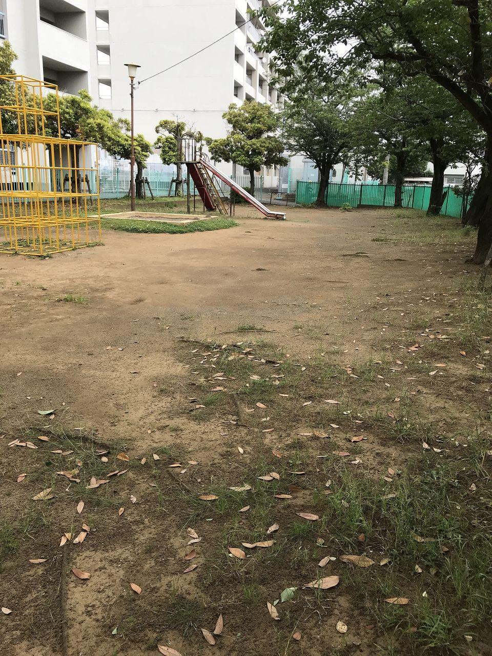 南行徳の公園【相之川】をコンプリート!「相之川前公園」