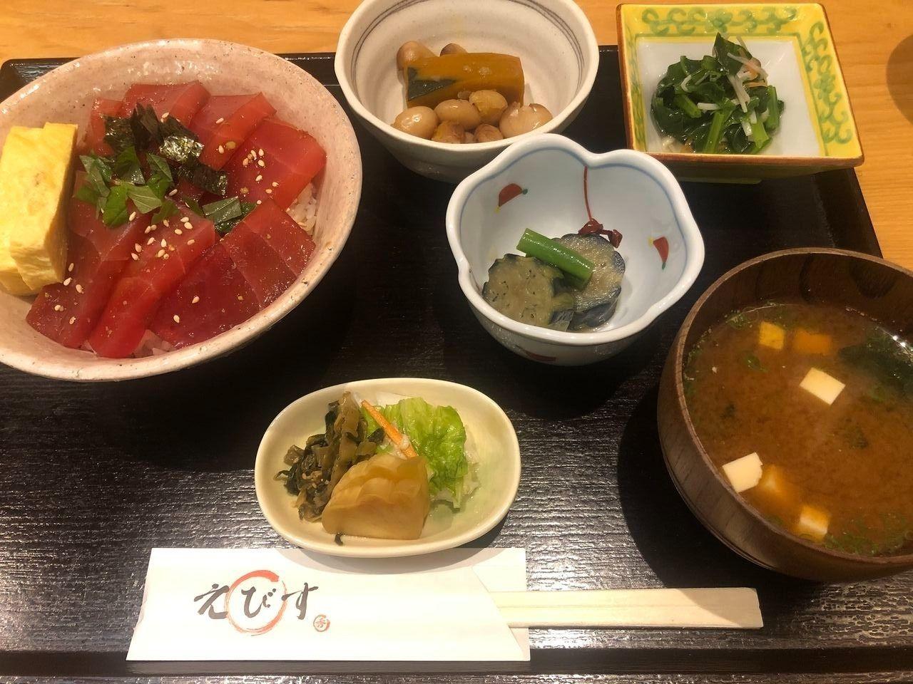 美味しいお料理に落ち着く空間☆彡行徳の和食ランチは「旬彩鮮魚えびす」オススメです♪
